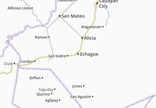 Mappe-Piantine Echague