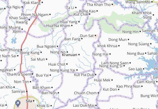 Kranuan Map