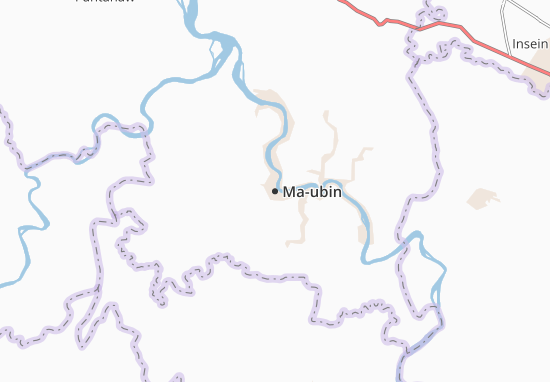 Map of Maubin Michelin Maubin map ViaMichelin – Tourist Attractions Map In Massachusetts