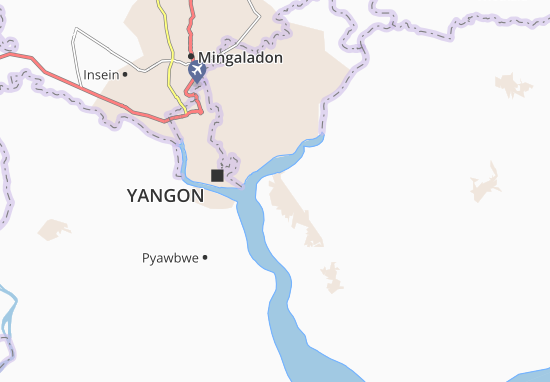 Syriam Map