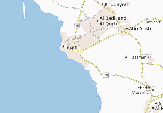 Carte-Plan Al Bashair