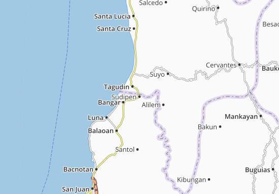 Mappe-Piantine Sudipen