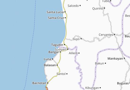 Mappe-Piantine Tagudin