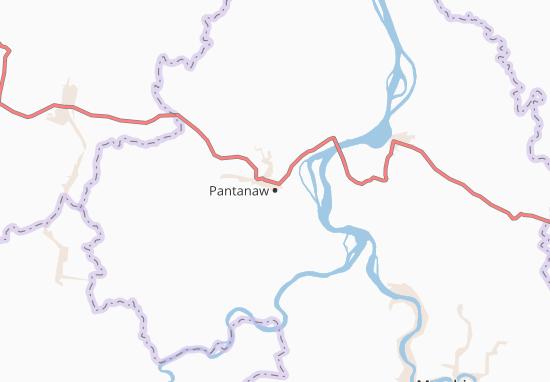 Carte-Plan Pantanaw