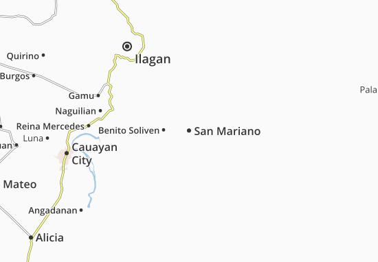 Mappe-Piantine San Mariano