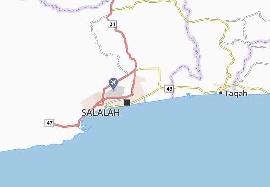Carte-Plan Al Dahariz North