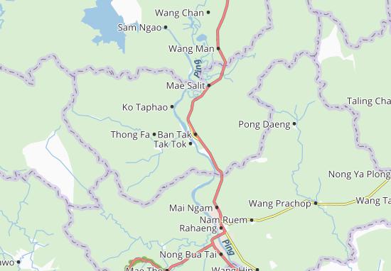 Mappe-Piantine Ban Tak