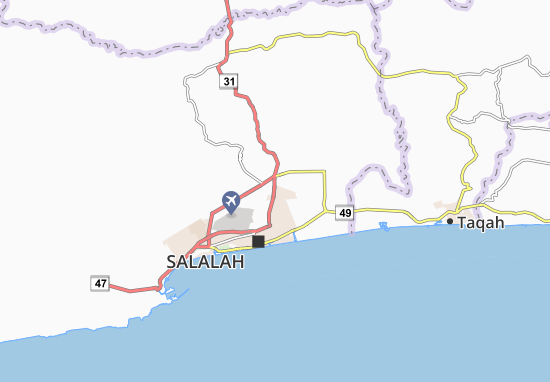 Carte-Plan Al Saadah North