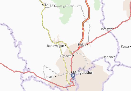 Banbwegon Map