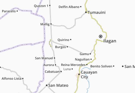 Mappe-Piantine Burgos
