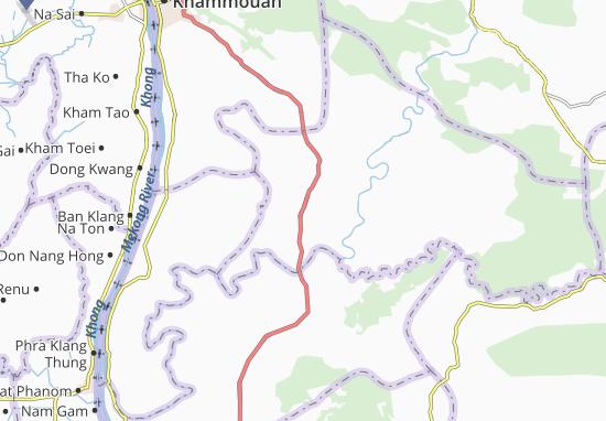 Mappe-Piantine Ban Tung