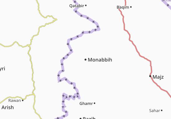 Monabbih Map