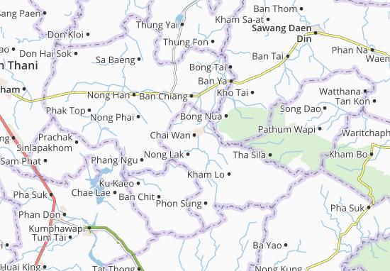 Mapas-Planos Chai Wan