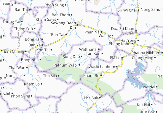 Song Dao Map