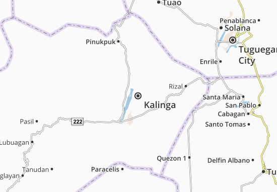 Carte-Plan Kalinga