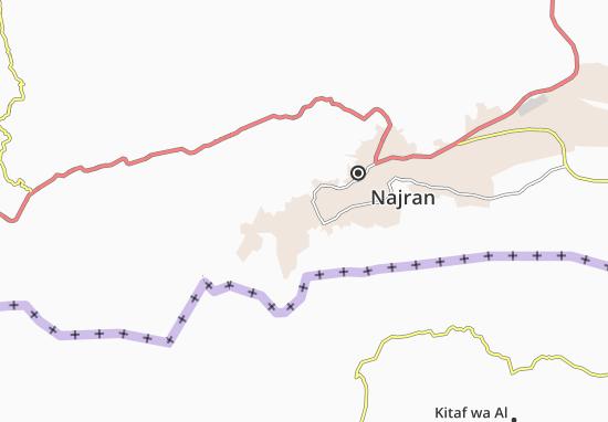 Kaart Plattegrond Aba Lasaud