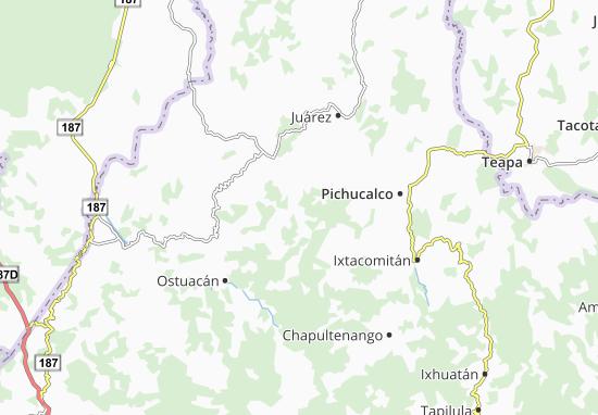 Carte-Plan Sunuapa