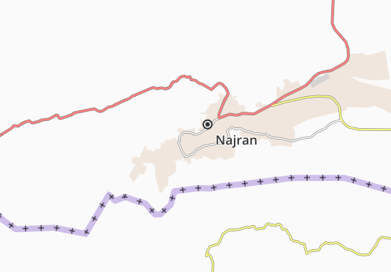 Mapas-Planos Abu Gabar