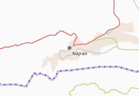 Mapas-Planos Najran