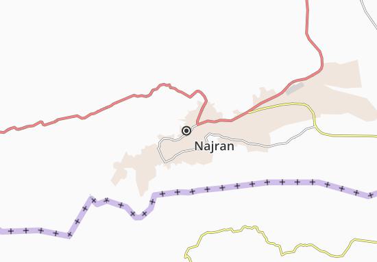 Mapa Ad Dubat