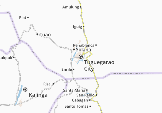 Mappe-Piantine Tuguegarao City