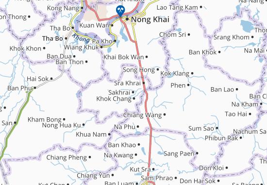 Sakhrai Map