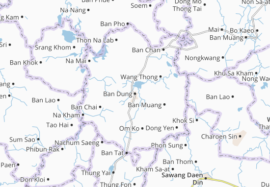 Mappe-Piantine Ban Dung