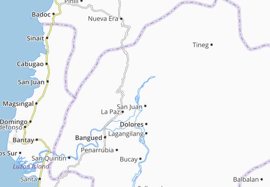 Mappe-Piantine Lagayan