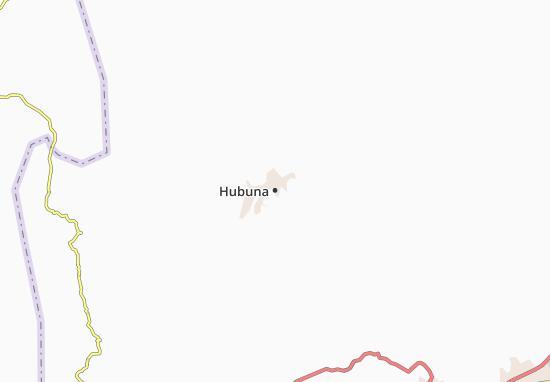 Carte-Plan Hubuna