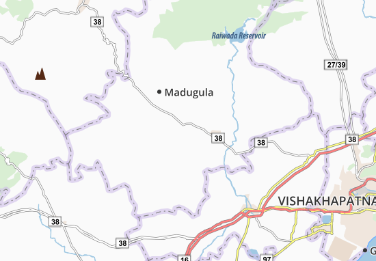Vaddadi Map
