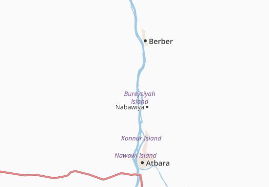 Carte-Plan Abu-Saffar