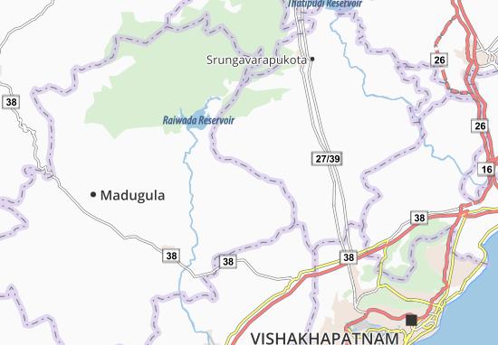 Mapas-Planos Anantapuram