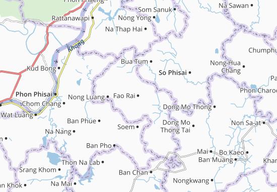 Fao Rai Map