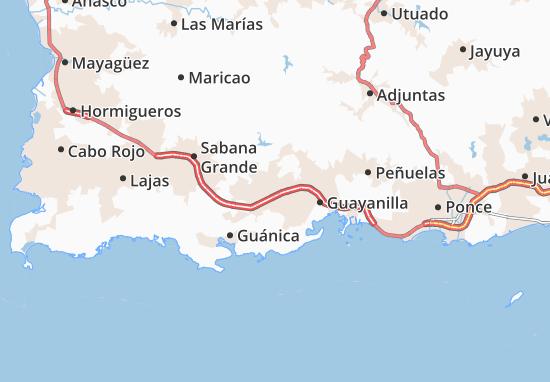 Yauco Map