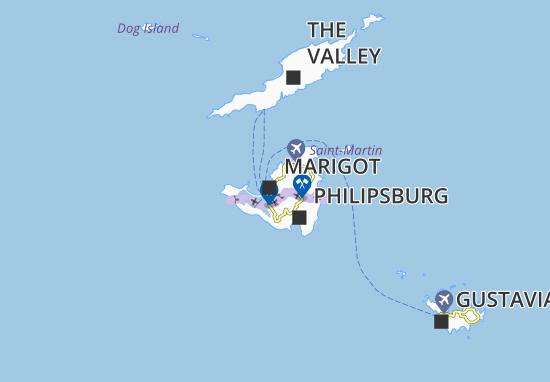 Mapa Plano Concordia