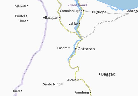 Mappe-Piantine Lasam