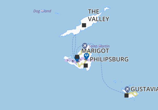 Mapas-Planos Agrément