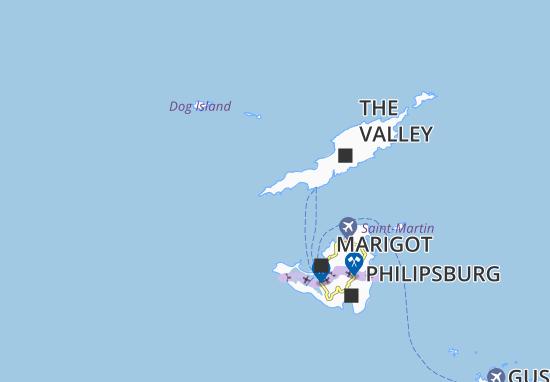 Mapas-Planos West End Village