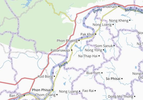 Rattanawapi Map