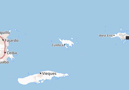 Culebra Map