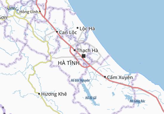 Mapas-Planos Nam Hà