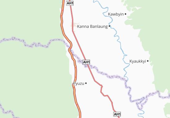 Carte-Plan Kanyutkwin