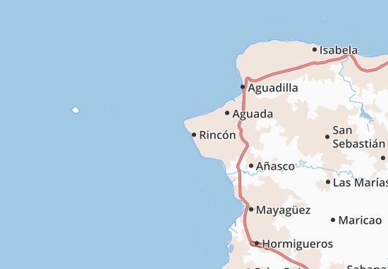 Rincón Map