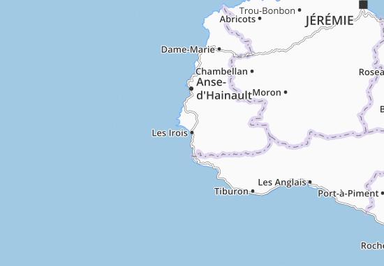 Carte-Plan Les Irois
