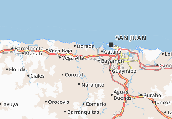 Candelaria Map Detailed Maps For The City Of Candelaria ViaMichelin - Candelaria map