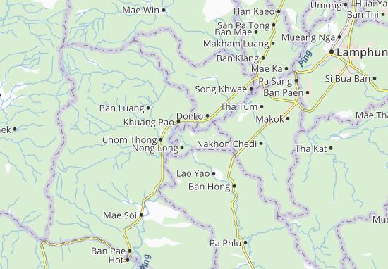 Mappe-Piantine Wiang Nong Long