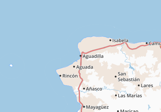 Aguadilla Map
