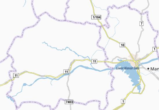 Vemalwada Map
