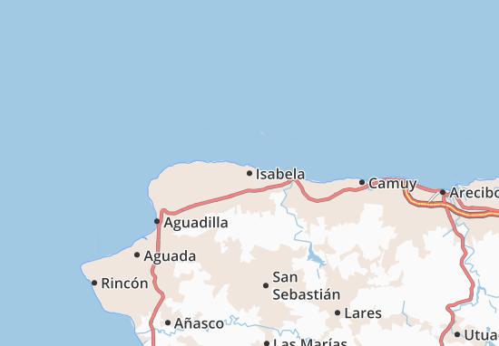 Isabela Map