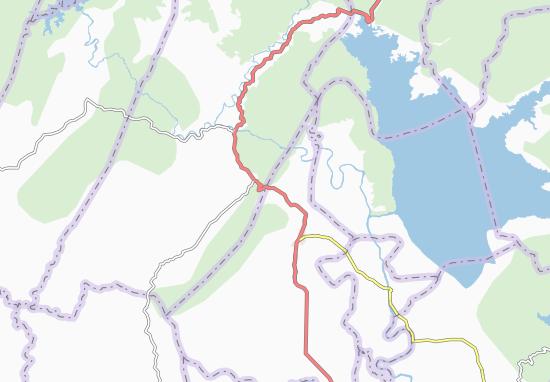 Ban Nong Khay Map